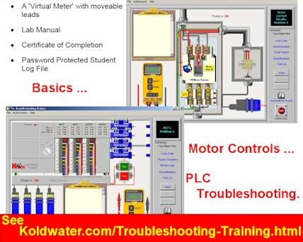 basic electrical plc troubleshooting training courseTroubleshooting Electrical Circuits Training Software #17