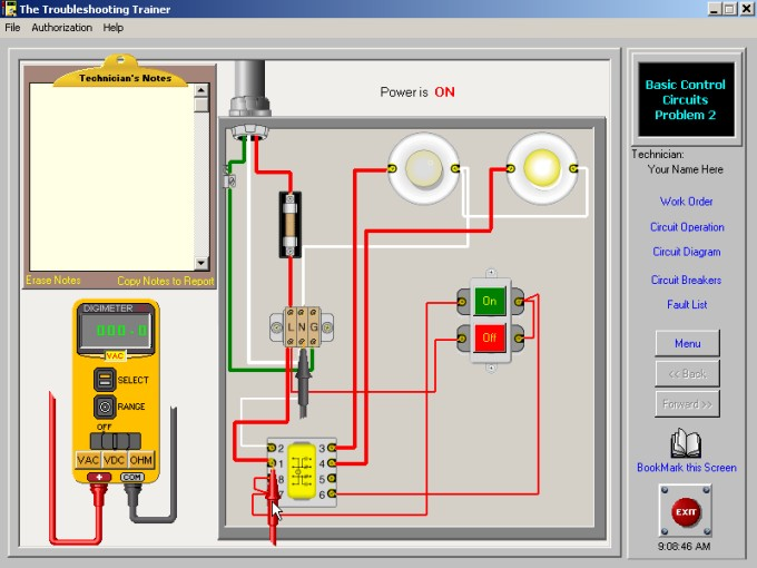 Basic Electrical PLC Troubleshooting Training Course