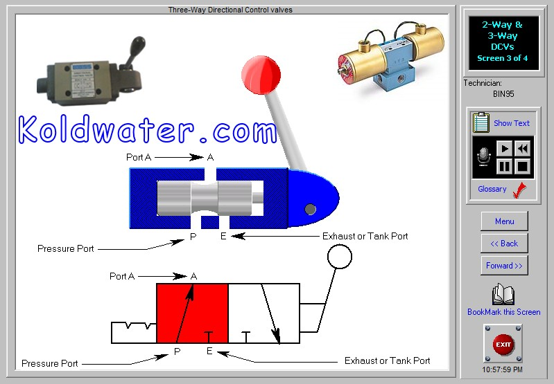 fluid mechanics tutorial pneumatics hydraulic simulation