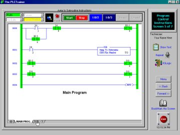 how to build a plc trainer