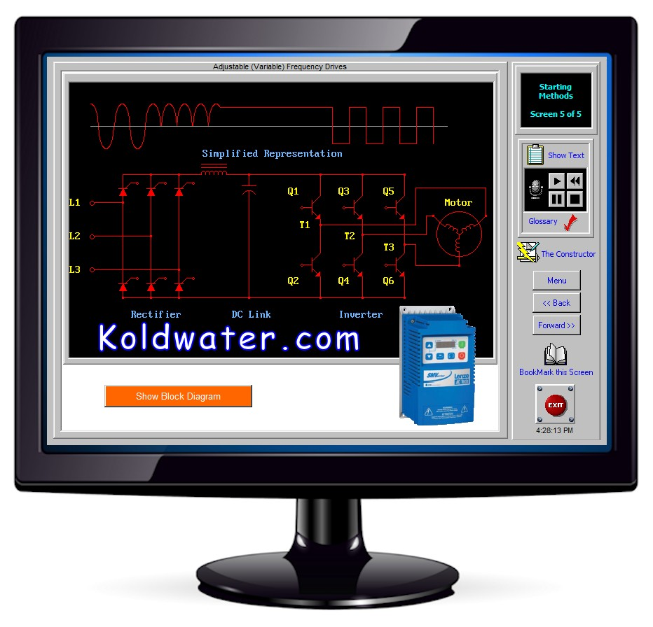 Electric Motor Control Circuit Training Electronic Contol Boards Repair Vfd As With All Koldwater Electrical